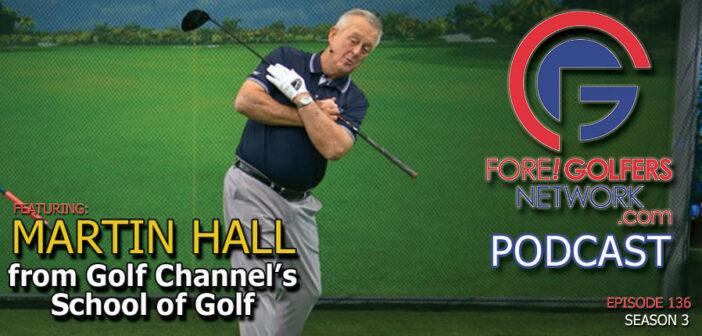 Martin Hall – School of Golf on Golf Channel
