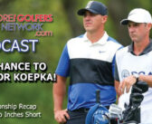 YOUR CHANCE TO CADDIE FOR KOEPKA!