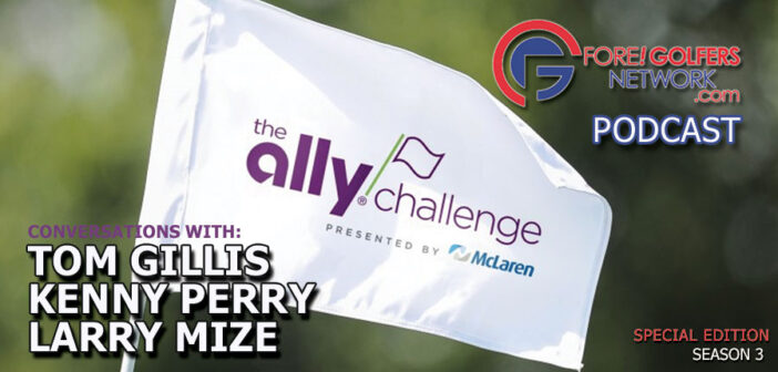 Ally Challenge Special Edition – Gillis, Perry, Mize