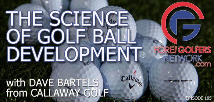 The Science of Golf Ball Technology with Dave Bartels