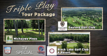 Triple Play Tour Package In Northern Michigan