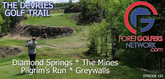 The DeVries Golf Trail Special