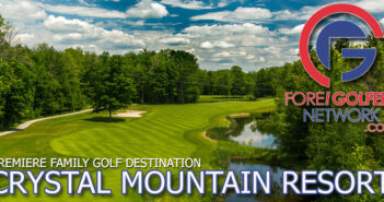 Your Summer Golf Escape at Crystal Mountain