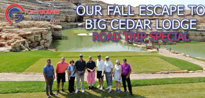 ROAD TRIP SPECIAL: Our Fall Escape To Big Cedar Lodge