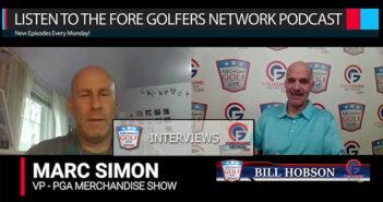 Interview with VP PGA Merchandise Show Marc Simon