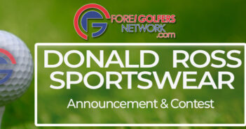 Donald Ross Sportswear Intro and Contest