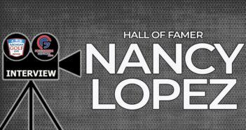 Nancy Lopez – World Golf Hall of Famer