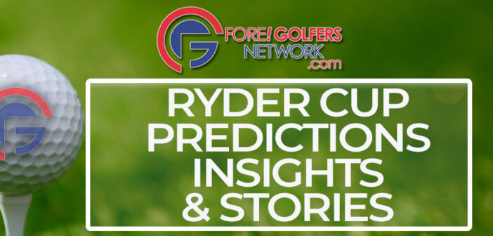 Ryder Cup Memories & Wild Predictions
